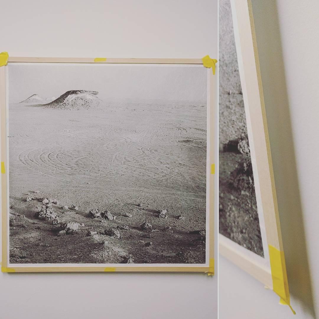testing a frame build on a damaged print tho